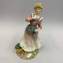 Статуэтка Country Love, Royal Doulton, № 2418